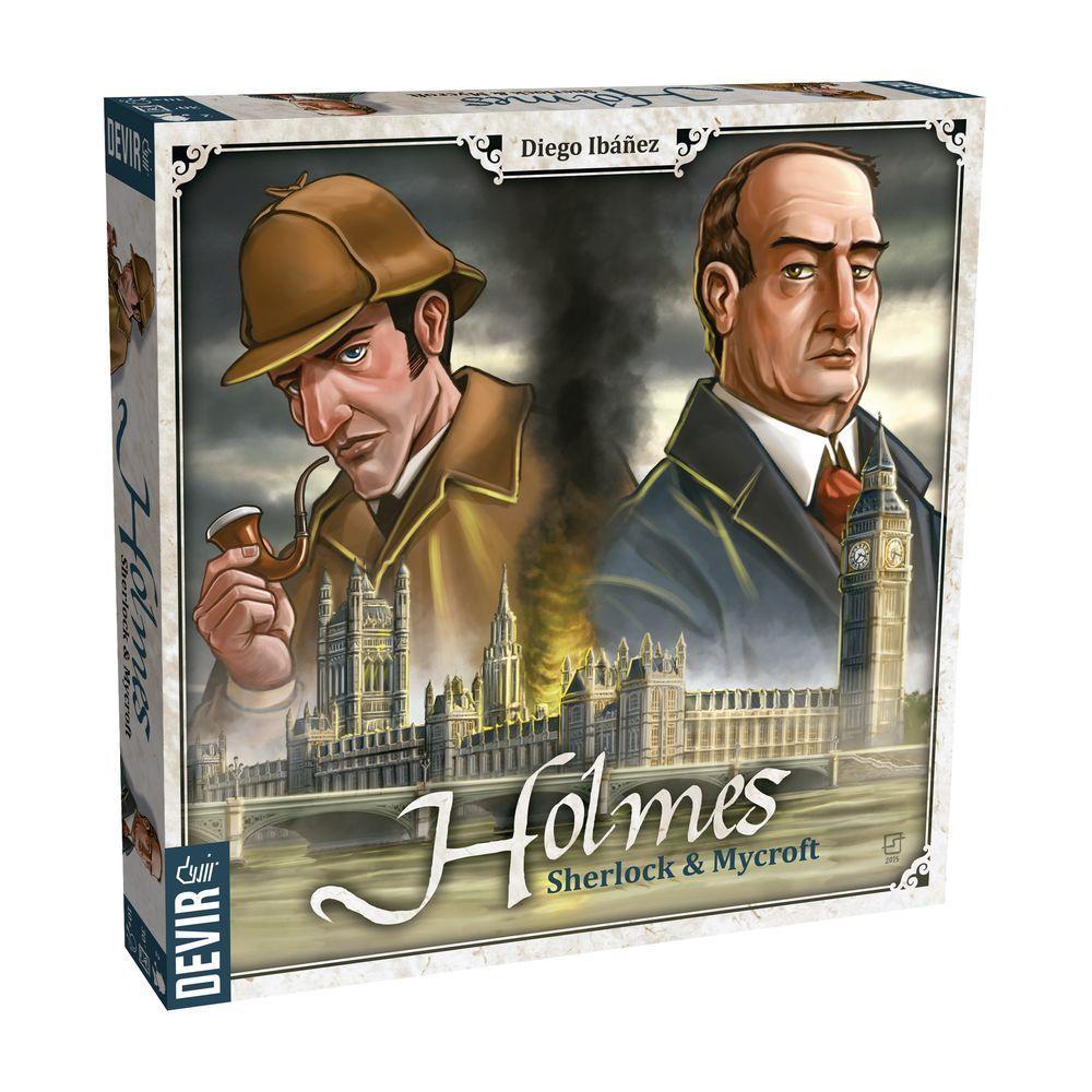 Devir Holmes
