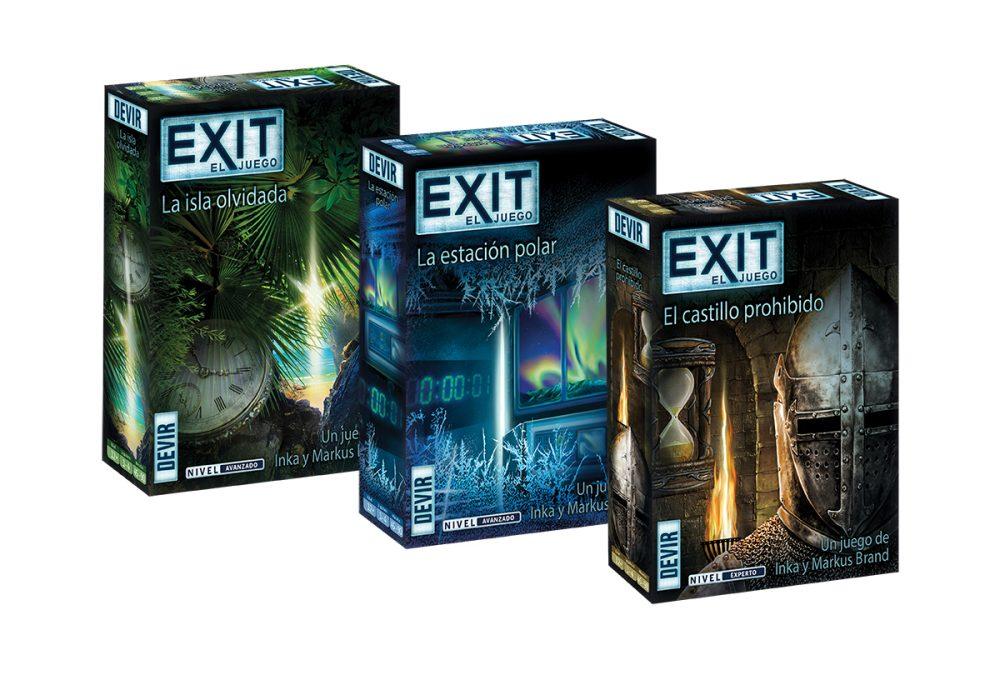 Devir Pack Exit