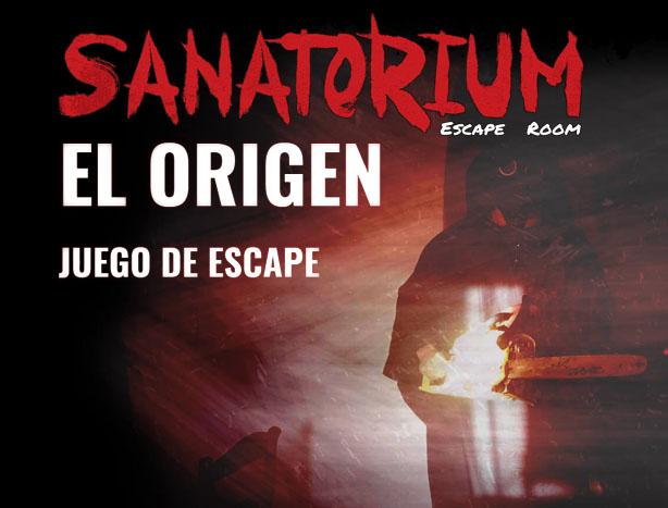 Resultado de imagen de sanatorium escaperoom