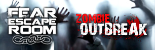 Zombie Outbreak Room Escape