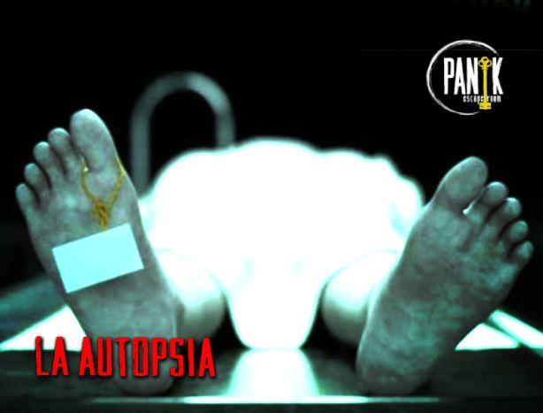La Autopsia Fuga2 Escape Room San Vicente Del Raspeig