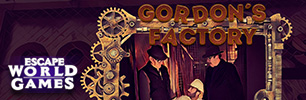 Gordon's Factory - Ratas de Cloaca