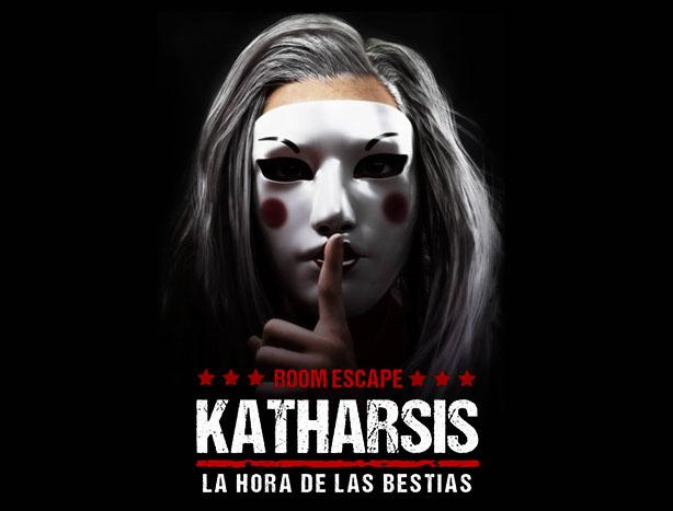 ▷ KATHARSIS LA HORA DE LAS BESTIAS - Katharsis Room Escape MATARó |  EscapeRadar