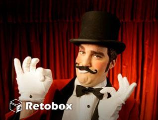 Resultado de imagen de retobox cabaret