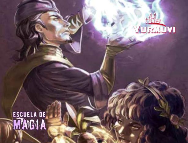 ▷ ESCUELA DE MAGIA - Yurmuvi Gijón 2 GIJóN   EscapeRadar