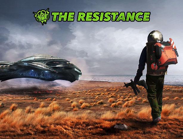 Resultado de imagen de the resistance escape room