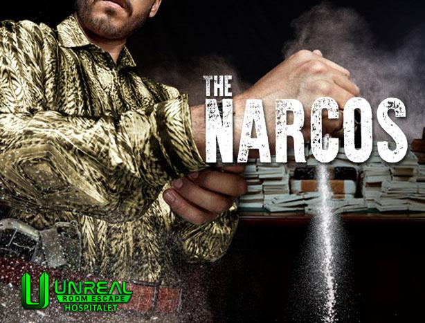 ▷ THE NARCOS - UNREAL Room Escape L'HOSPITALET DE LLOBREGAT | EscapeRadar